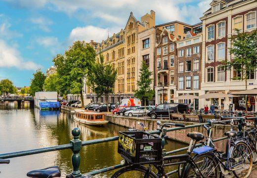 Doyamayacağınız Şehir: Amsterdam