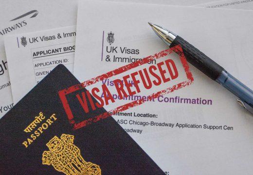 Vize Başvurum Reddedildi, Ne Yapmalıyım?