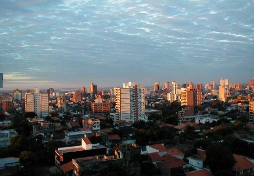 Paraguay Vizesi