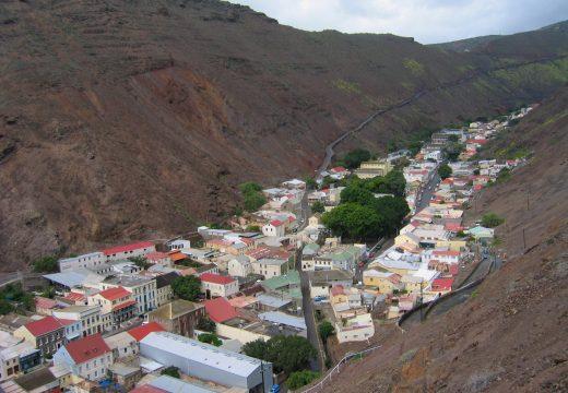 Saint Helena Vizesi