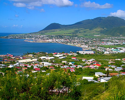 Saint Kitts ve Nevis Vizesi