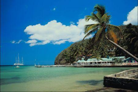 Saint Lucia Vizesi