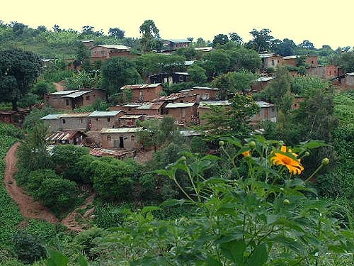 Burundi Vizesi