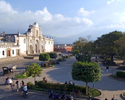 Guatemala Vizesi