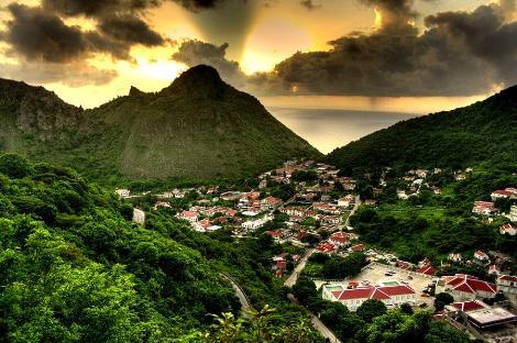 Hollanda Antilleri Vizesi