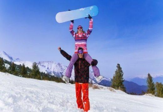 Vizesiz Gidilebilecek Kayak Merkezleri