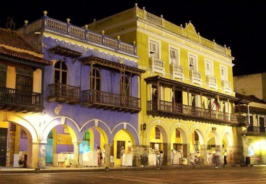 Kolombiya Vizesi