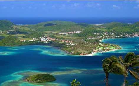 Martinik Vizesi