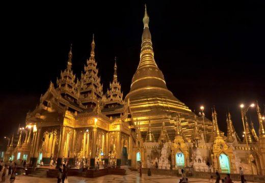 Myanmar'a Girmek İçin Kolay Vize