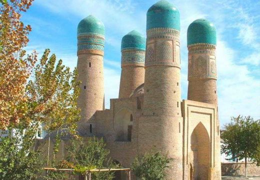 Özbekistan Vizesi