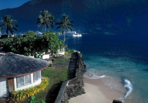 Samoa Vizesi