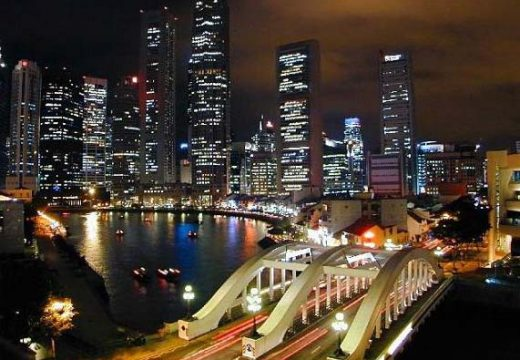 Singapur Vizesi